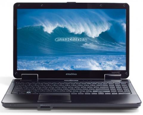 Бюджетный ноутбук e-machines 430