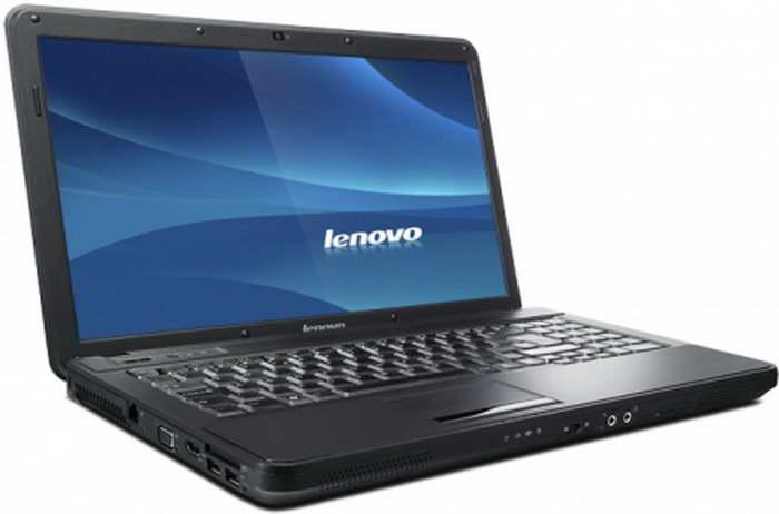 Бюджетный ноутбук Lenovo b550