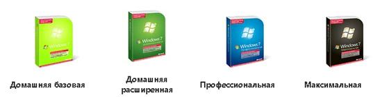 Какую Windows 7 ставить