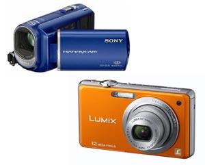 Что лучше, фотоаппарат или видеокамера?