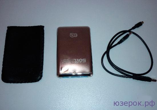 Съемный жесткий диск USB