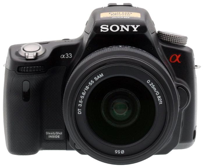 бюджетная камера с полупрозрачным зеркалом