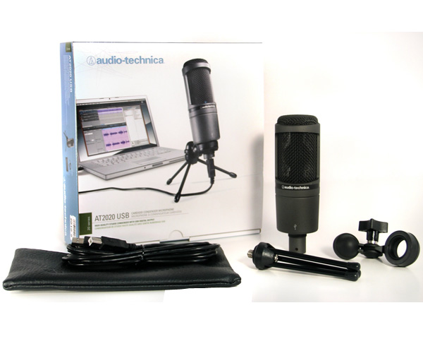 Микрофон Audio Technica 2020 USB Microphone