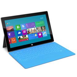 Ультратонкий планшет Surface RT от Майкрософт