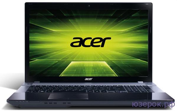 Игровой ноутбук Acer ASPIRE V3-771G-736b8G1TMaii дешевле 40 тыс.