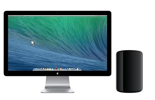 Обзор нового mac pro 2013