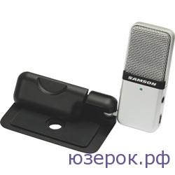 Samson Go Mic - портативный USB микрофон