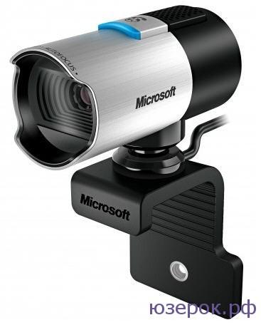 Веб-камера с креплением на мониторе