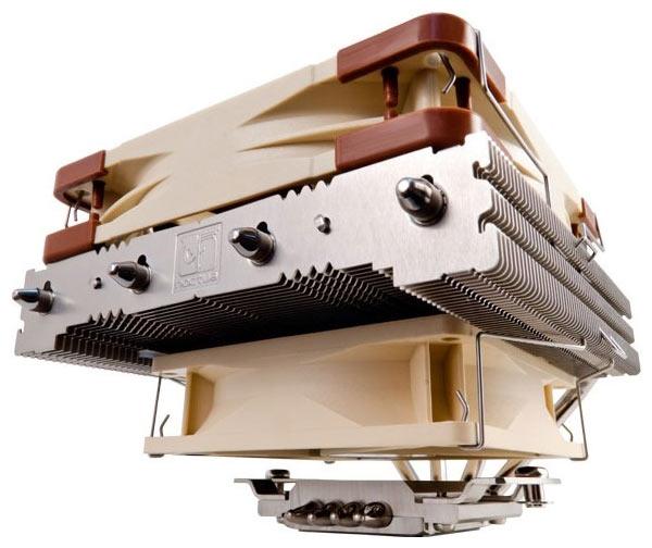 Noctua NH-L12 - кулер для маленького корпуса