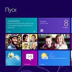 Производительность Windows 8