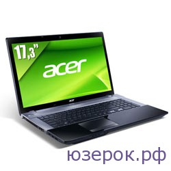 ACER Aspire V3-771G - хороший игровой ноутбук по невысокой цене