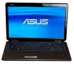 Восстановление системы на ноутбуках Asus