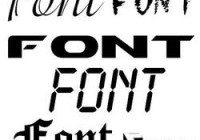 Как увеличить шрифт