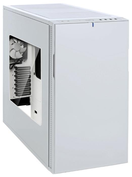 Fractal Design Define R5 White Window - белый корпус с окном на боковой стенке