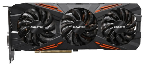 Видеокарта Gigabyte GeForce GTX 1070 G1 Gaming