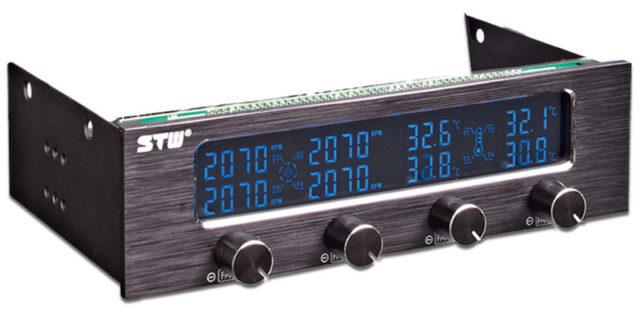 Контроллер STW 6041 с механической регулировкой оборотов